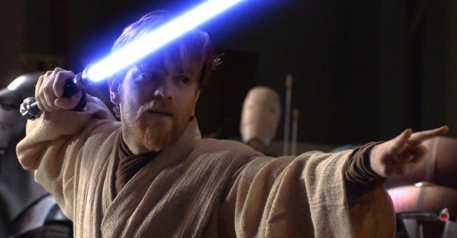 Ewan McGregor Obi-Wan Kenobi Star Wars
