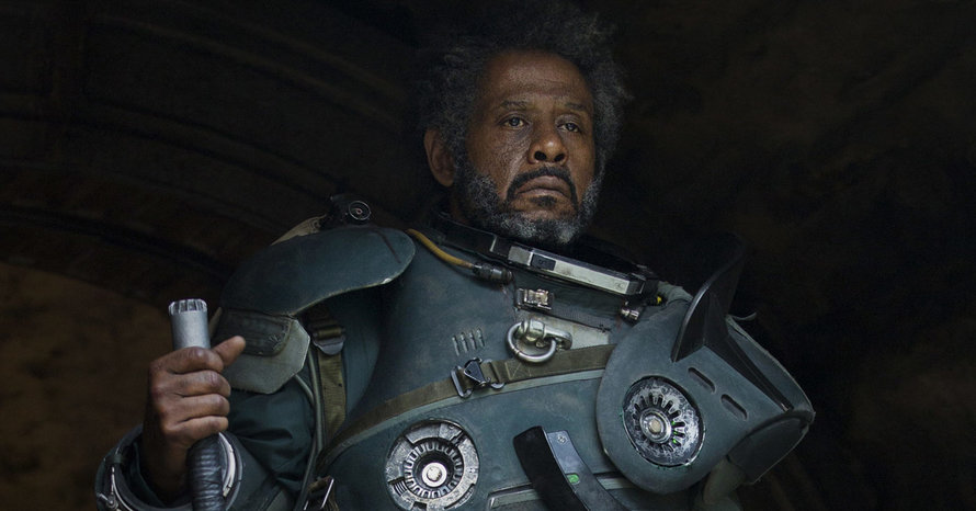 Forest Whitaker Saw Gererra Andor Rogue One Star Wars