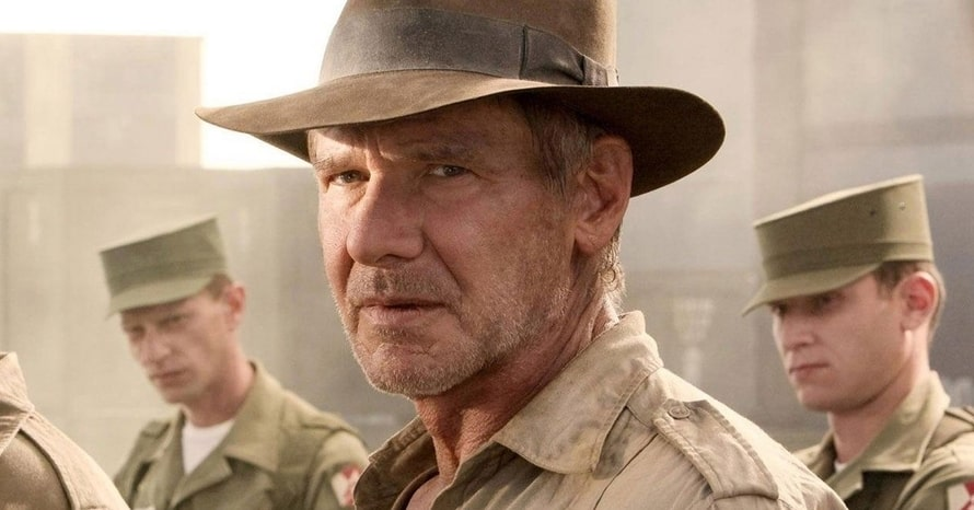 Harrison Ford was injured rehearsing the 'Indiana Jones 5' fight scene