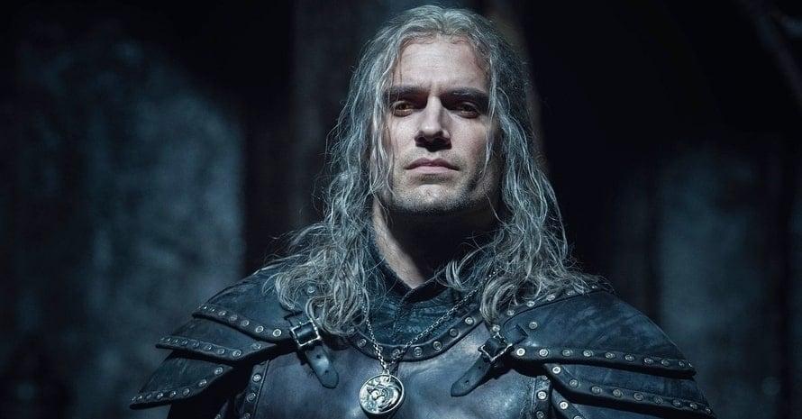 Henry Cavill Netflix The Witcher Geralt of Rivia Tudum