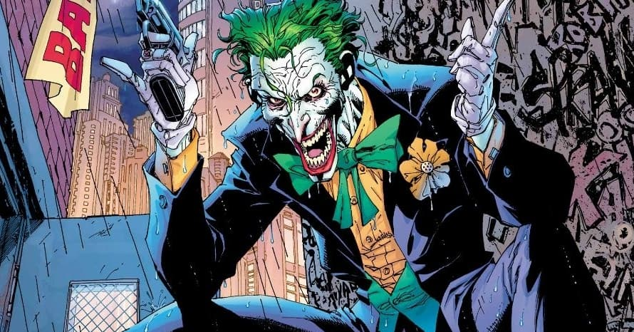 Joker Titans