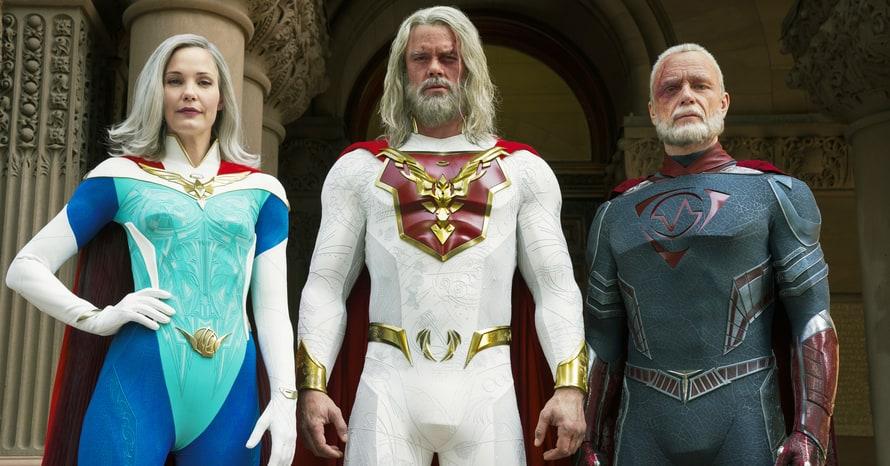 Netflix ends 'Jupiter's Legacy' and announces 'Supercrooks' series