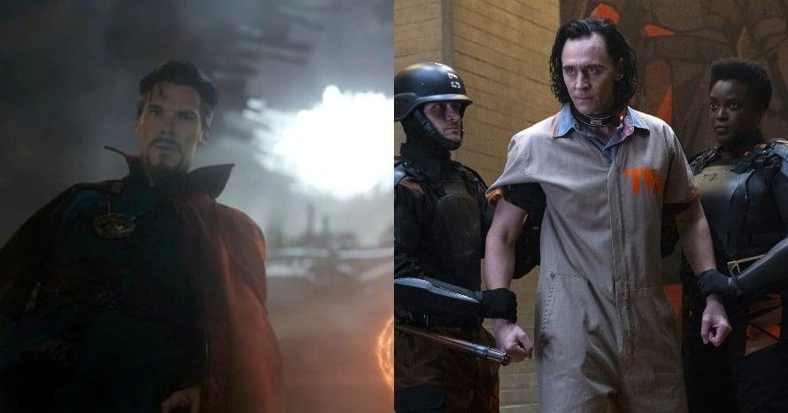 Loki Doctor Strange 2 Michael Waldron