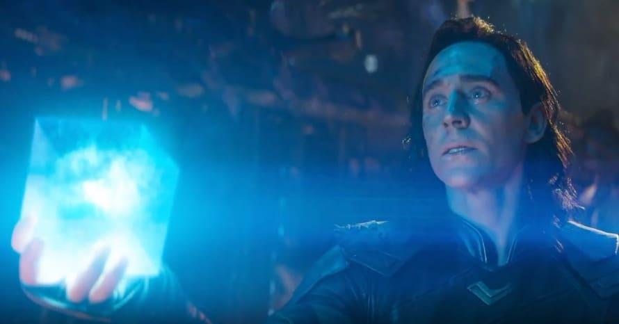 Loki Tom Hiddleston Infinity Stones