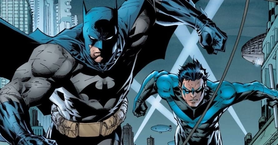 Batman Nightwing Chris McKay