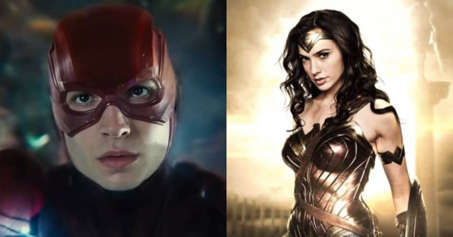 Wonder Woman Easter Egg Spotted On The Set Of Ezra Miller's 'The Flash'