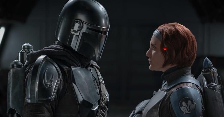 The Mandalorian Obi-Wan Kenobi Star Wars