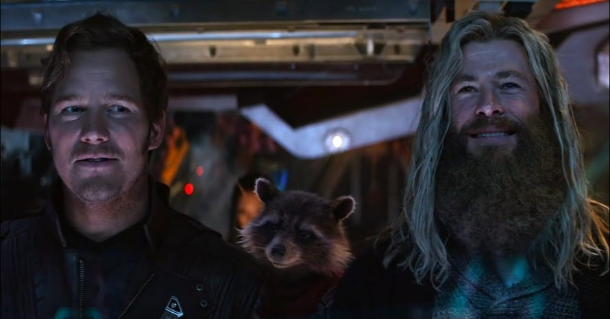 Thor Love and Thunder Chris Hemsworth Chris Pratt