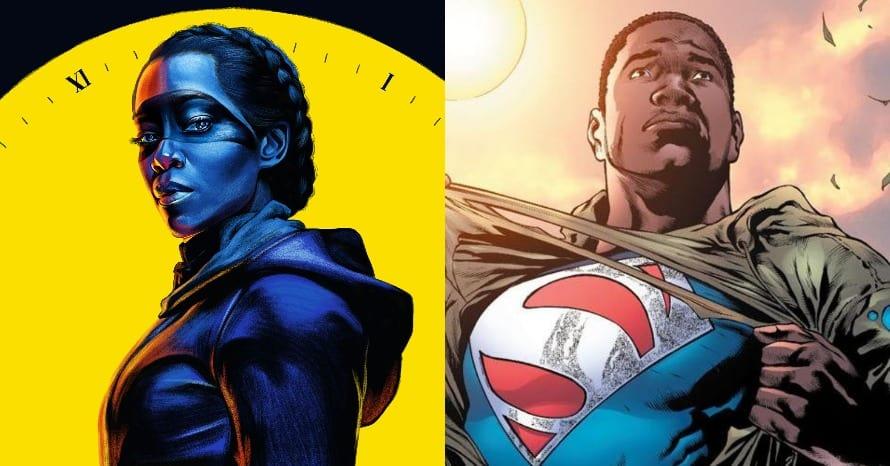 Watchmen Regina King Superman Warner Bros