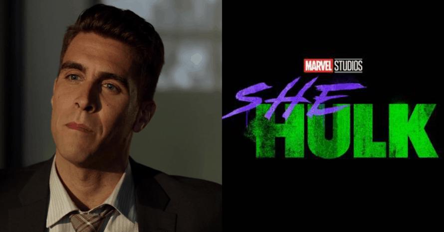 Arrow Josh Segarra She-Hulk Marvel Studios