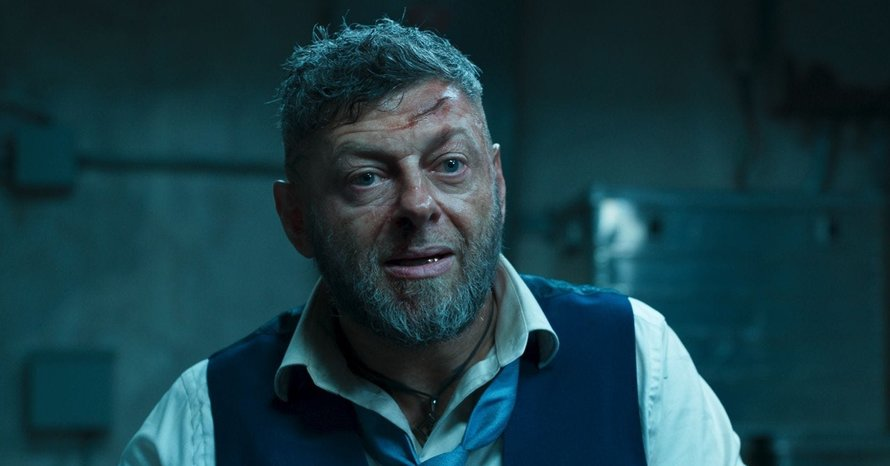 Andy Serkis What If Marvel Black Panther