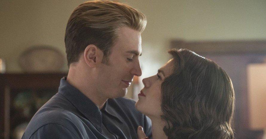 Avengers Endgame Steve Rogers Loki Kate Herron