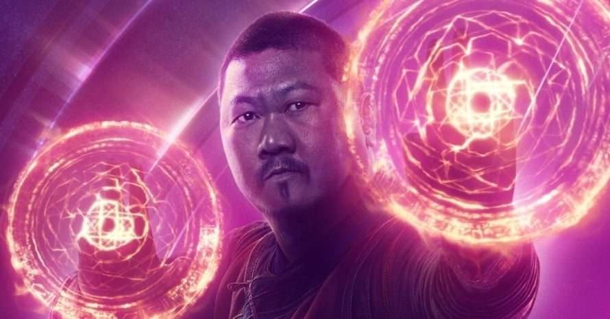 Benedict Wong Avengers Doctor Strange Shang-Chi and the Legend of the Ten Rings