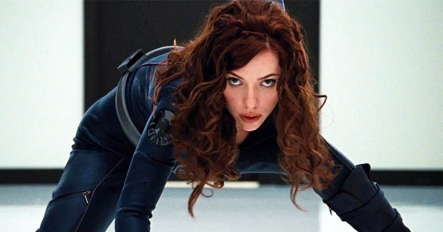 Black Widow Iron Man 2 Marvel Studios