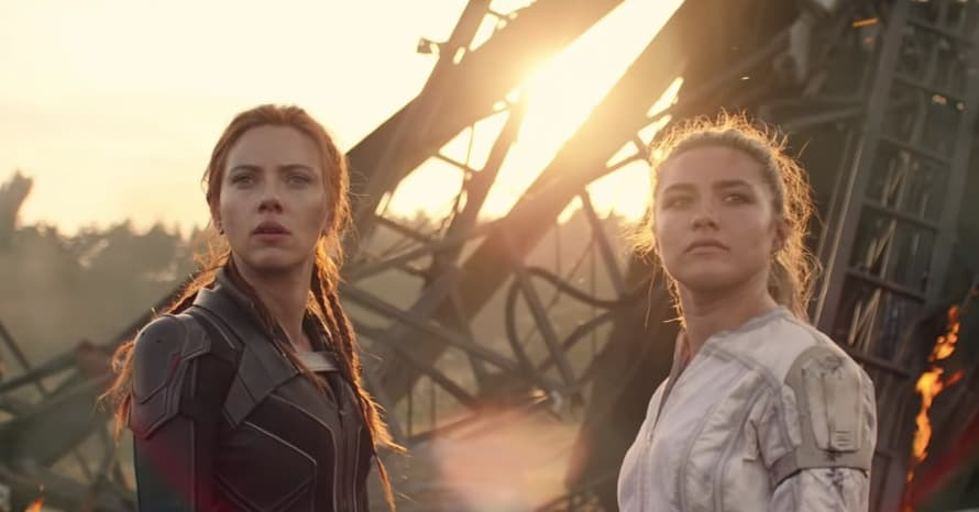 Black Widow Post-Credits Scene Scarlett Johansson Florence Pugh Disney Plus Bob Chapek