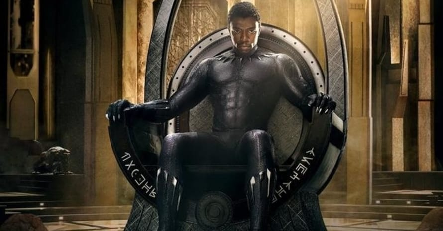 Black Panther Wakanda Forever T'Challa