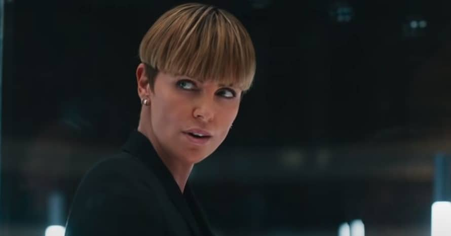 Charlize Theron Fast And Furious Cipher