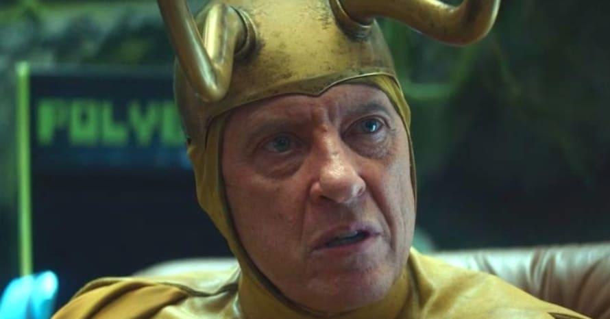 Classic Loki Richard E. Grant Marvel