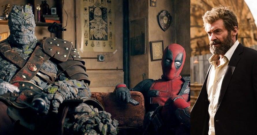 Hugh Jackman Wolverine Deadpool Korg MCU