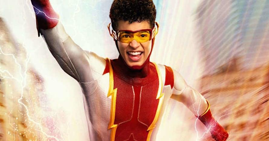 Jordan Fisher Impulse The Flash Grant Gustin
