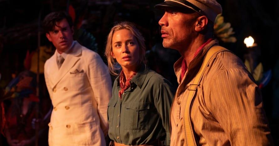 Jungle Cruise Review Dwayne Johnson Emily Blunt Disney