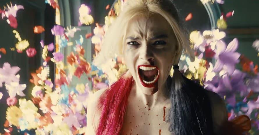 Margot Robbie The Suicide Squad Harley Quinn James Gunn
