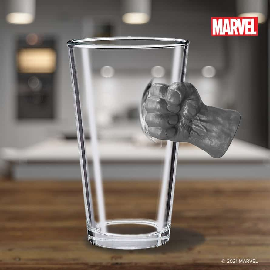 Marvel Glassware Collection 03 Avengers