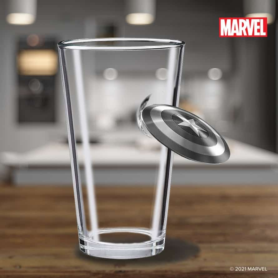 Marvel Glassware Collection 05 Avengers