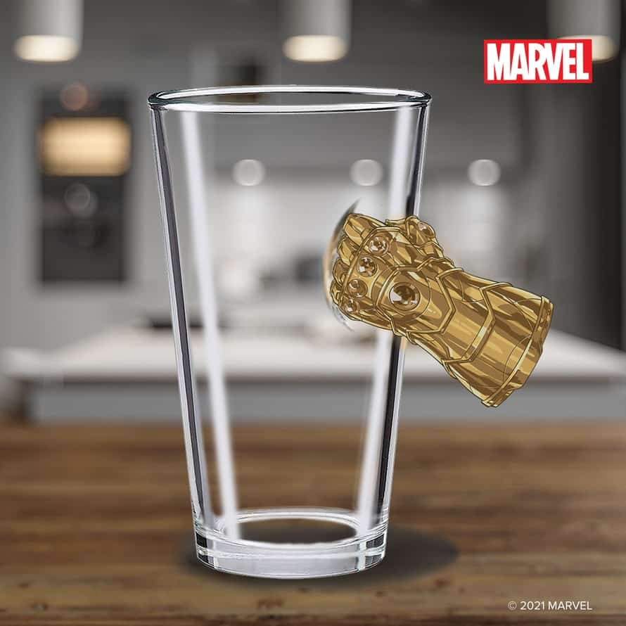 Marvel Glassware Collection 07 Avengers