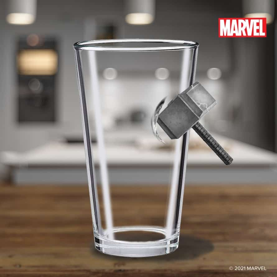 Marvel Glassware Collection 09 Avengers