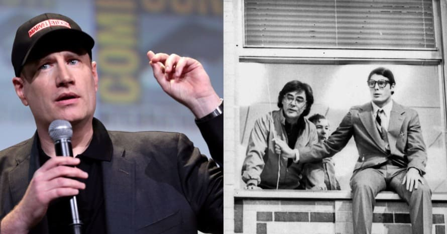 Marvel's Kevin Feige pays tribute to 'Superman' director Richard Donner