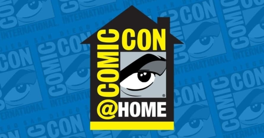 Marvel Studios DC Films San Diego Comic-Con@Home