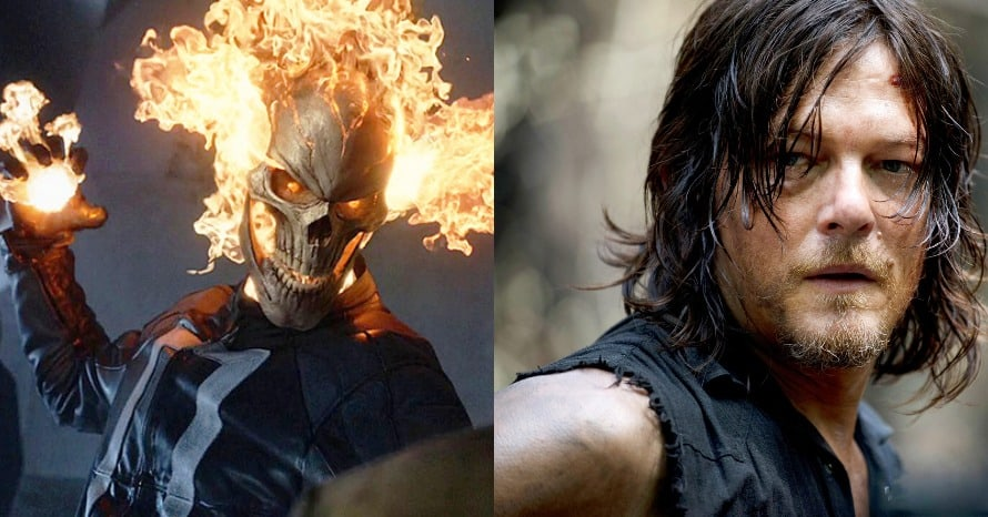 Norman Reedus Still Wants To Play Ghost Rider In The MCU