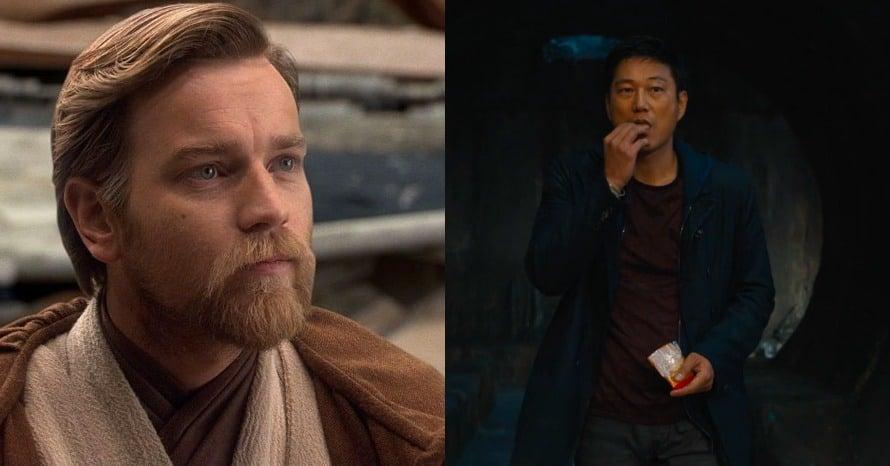 Disney Plus Obi-Wan Kenobi Star Wars Ewan McGregor Sung Kang
