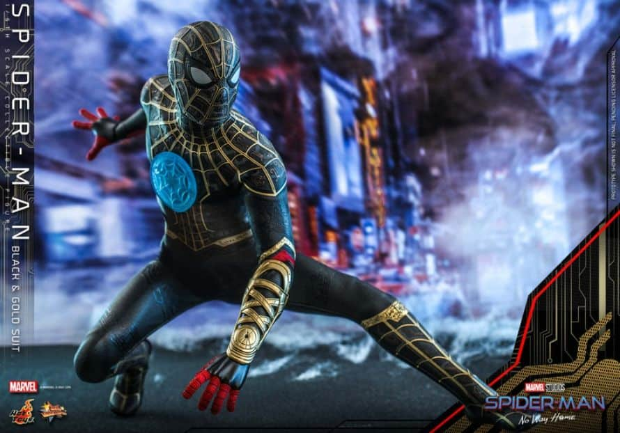 Spider-Man No Way Home Tom Holland New Suit 2