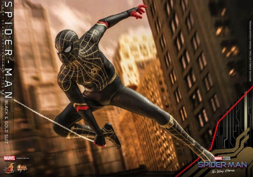 Spider-Man No Way Home Tom Holland New Suit 4