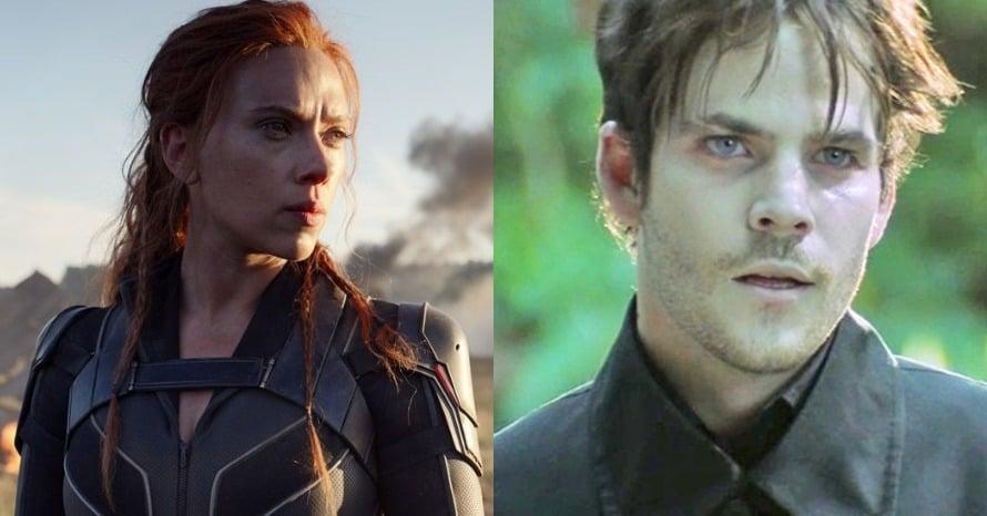Stephen Dorff Scarlett Johansson Blade Black Widow
