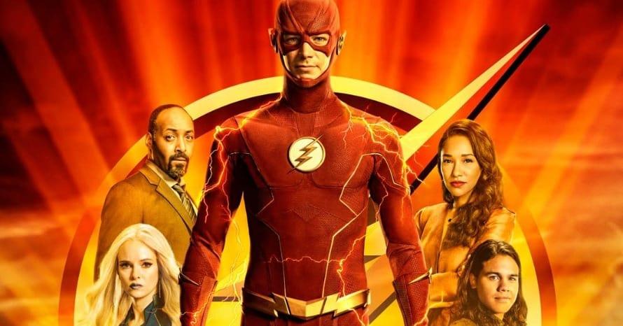 The Flash Season 7 Finale Grant Gustin