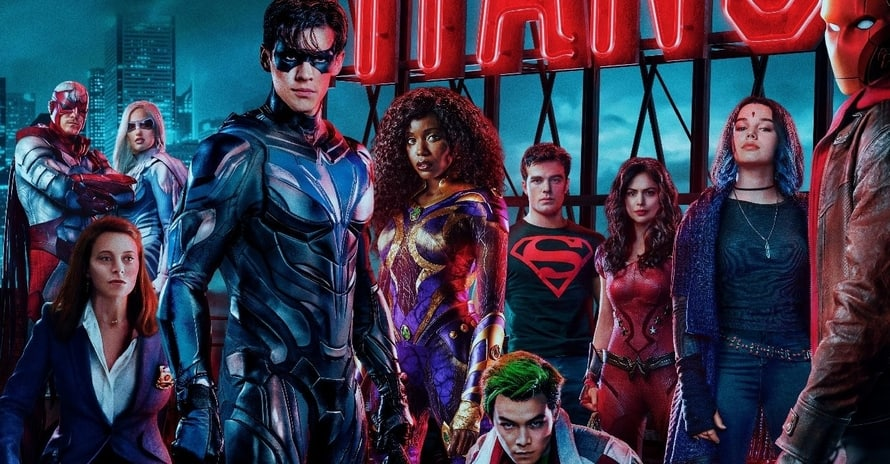 Dick Grayson Returns To Gotham City In New 'Titans' Season 3 Promo