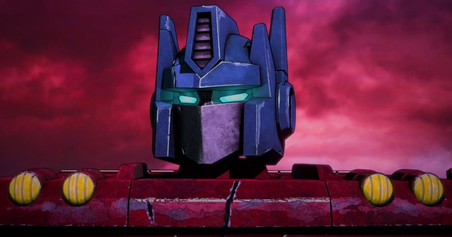 Transformers War for Cybertron Trilogy - Kingdom Netflix