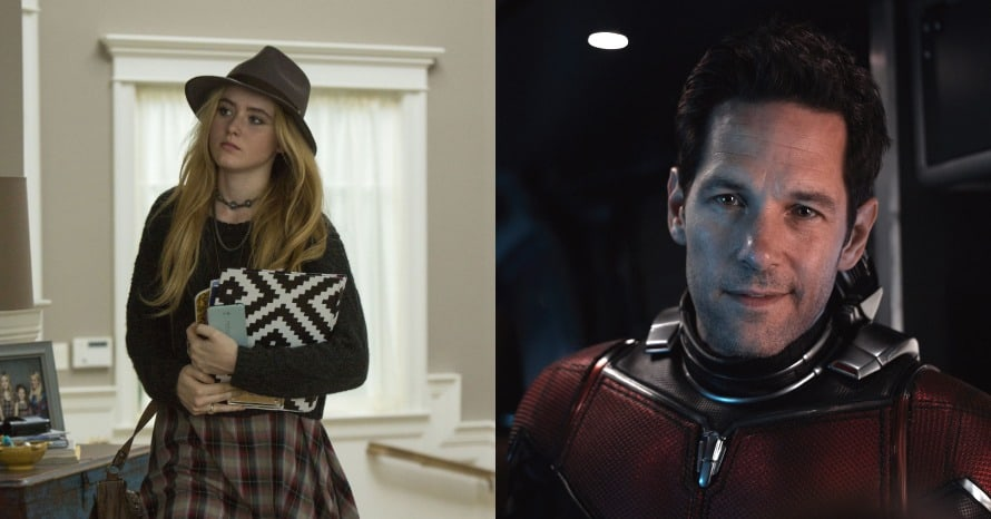 Ant-Man and the Wasp Quantumania Cassie Lang Kathryn Newton Paul Rudd