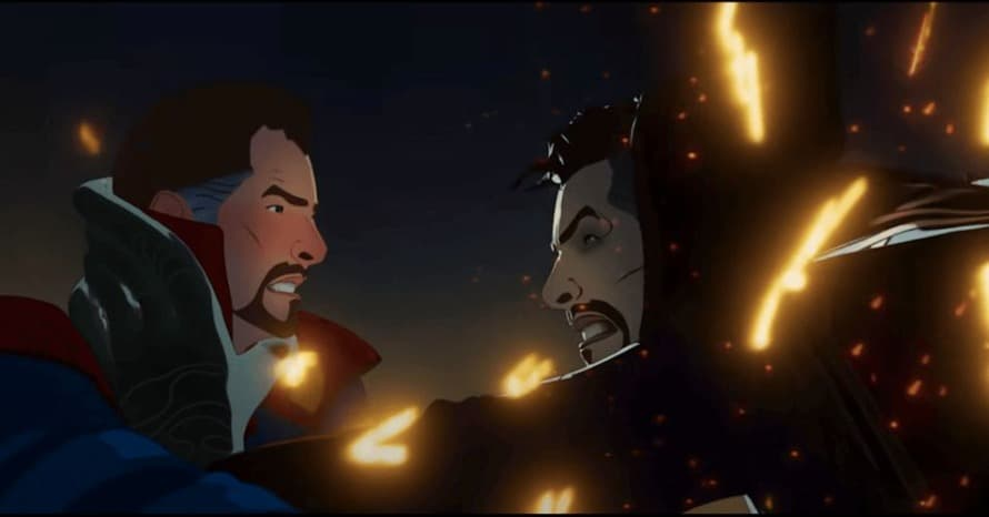 Doctor Strange Supreme What If Jeffrey Wright