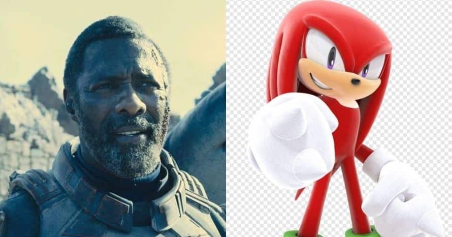 Idris Elba Sonic The Hedgehog Knuckles