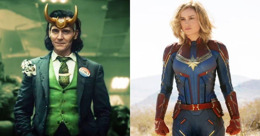 Loki Captain Marvel