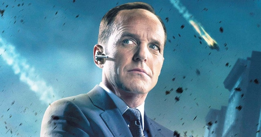 Phil Coulson Clark Gregg What If MCU