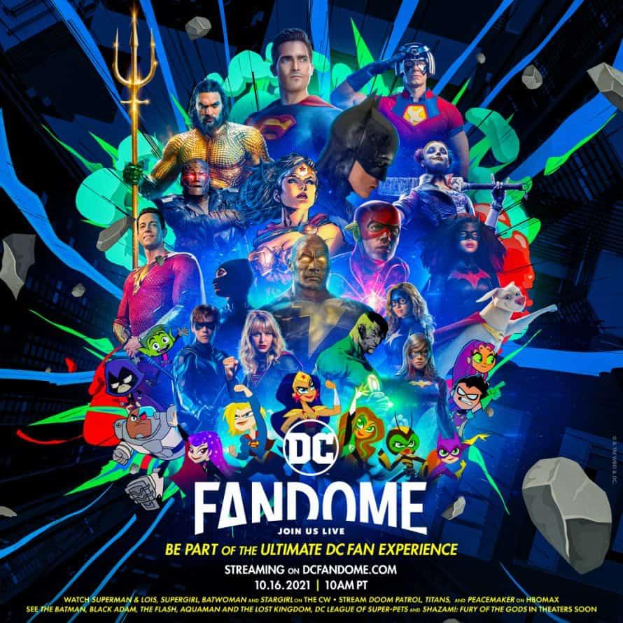 Poster 1 The Batman DC FanDome