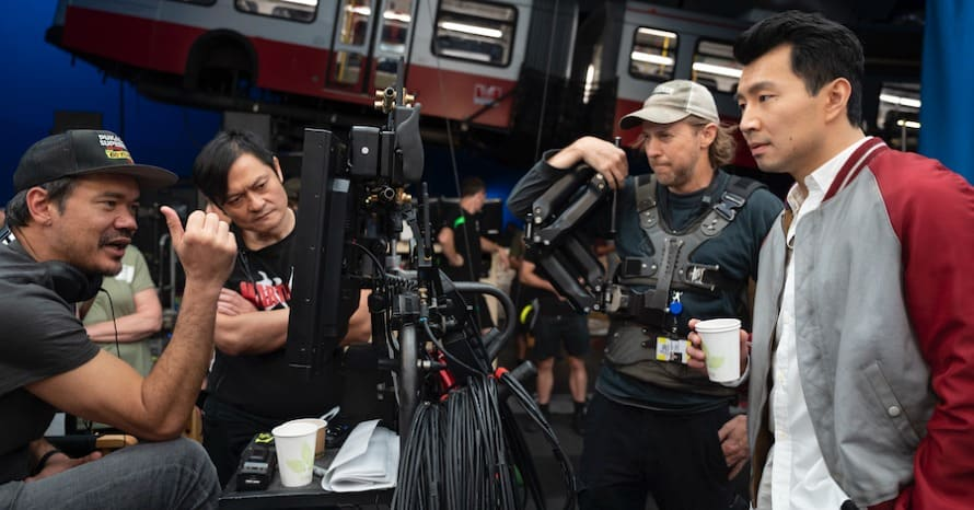 Shang-Chi Destin Daniel Cretton Black Panther Ryan Coogler Post-Credits Scene