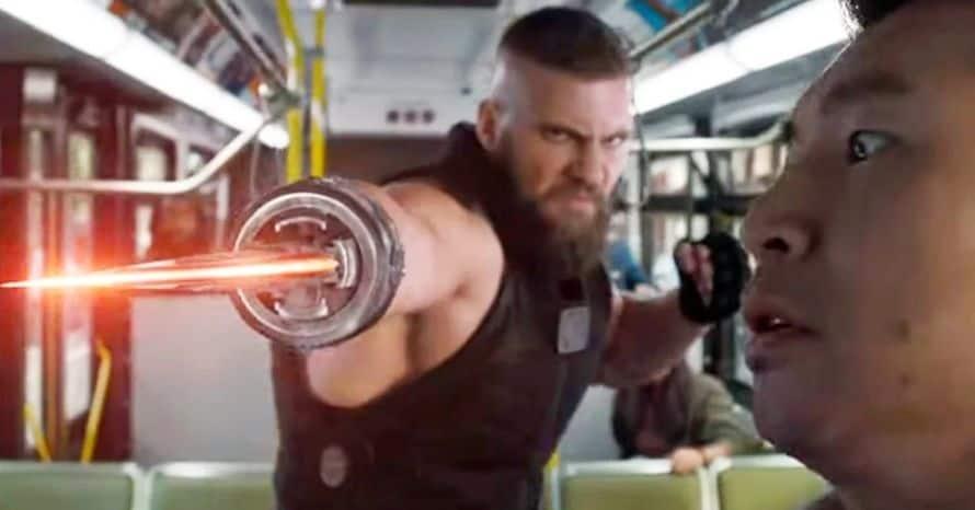 Shang-Chi Razor Fist Wolverine Florian Munteanu