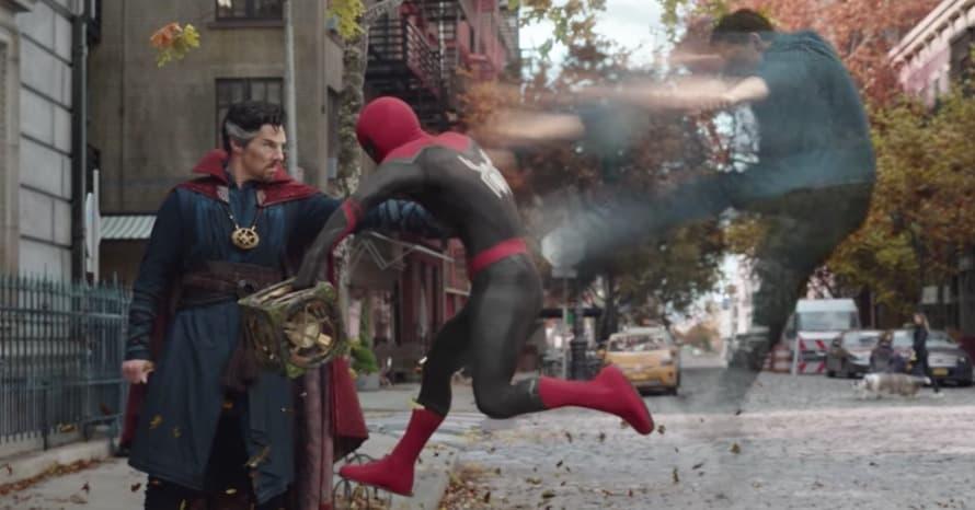 Spider-Man No Way Home Doctor Strange Benedict Cumberbatch