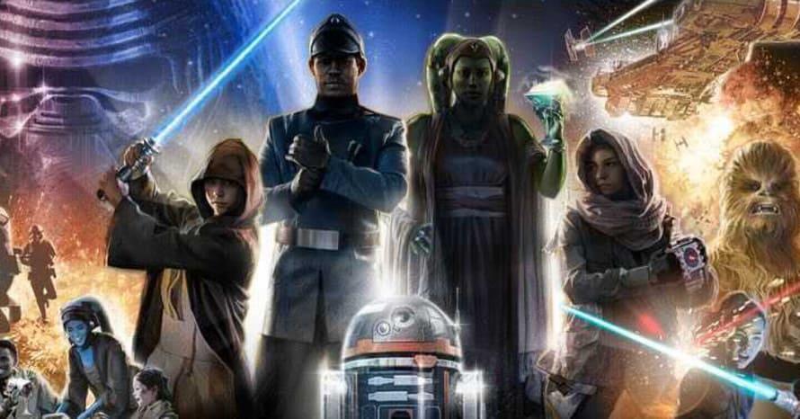 Star Wars Galactic Starcruiser Disney